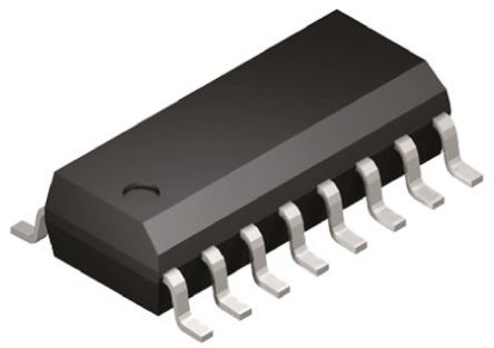 Silicon Labs - Si8430AB-D-IS1 - Silicon Labs Si8430AB-D-IS1 3通道 数字隔离器, 2.5 kVrms隔离电压, 16针 SOIC