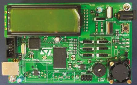 STMicroelectronics - STEVAL-IFS003V1 - STMicroelectronics 模拟开发套件 STEVAL-IFS003V1