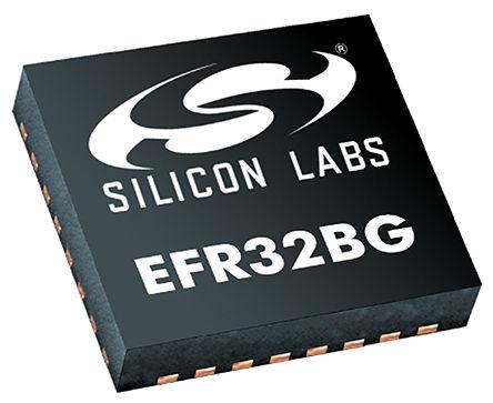 Silicon Labs - EFR32BG1V132F256GM32-B0 - Silicon Labs EFR32BG1V132F256GM32-B0 蓝牙 Soc