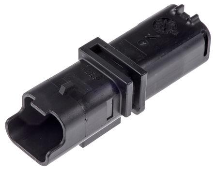 Delphi - 211PL022S0049 - Delphi 211PL 系列 3.33mm �距 1 行 2 路 公 ��|安�b PCB �んw 211PL022S0049