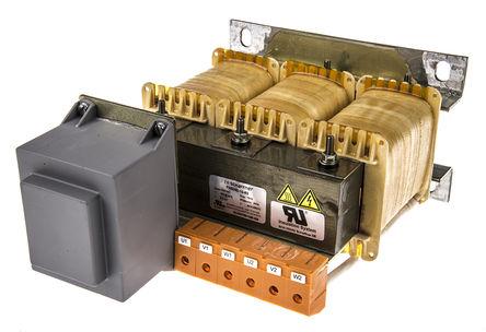 Schaffner - FN5040-10-83 - Schaffner FN5040 Series 500 V 交流 10A 16kHz 线路电抗器