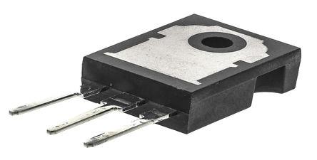 STMicroelectronics - BUV48A - STMicroelectronics BUV48A , NPN 晶体管, 15 A, Vce=1000 V, HFE:8, 3引脚 TO-247封装