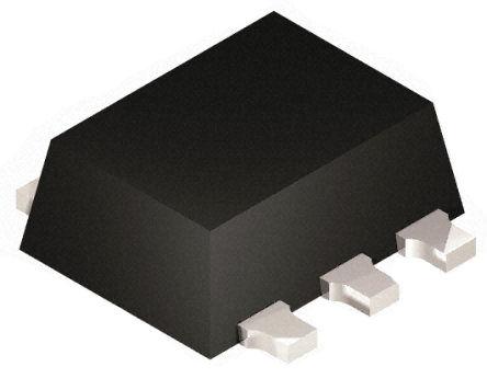 STMicroelectronics - TL1431CCT - STMicroelectronics TL1431CCT 可编程 2.5 - 36V 电压参考, 2.5 → 36 V输出, ±2.0 %精确度, 100mA最大输出, 6引脚 SOT-323封装