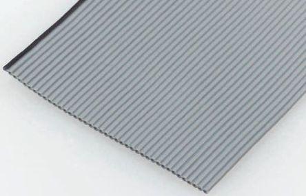 3M - 3801/25(100') - 3M 25 路 1.27mm节距 灰色 无屏蔽 带状电缆 3801/25(100'), 0.99 mm 宽
