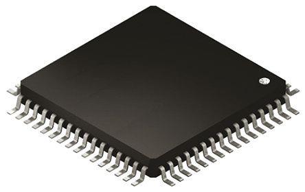 Renesas Electronics - R5F562T7DDFM#V1 - Renesas Electronics RX 系列 32 bit RX MCU R5F562T7DDFM#V1, 100MHz, 128 kB ROM �W存, 8 kB RAM, LQFP-64