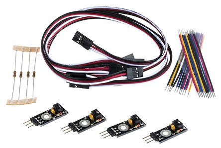 Parallax Inc - 28108 - Parallax Inc 微控制器 移动机器人 28108