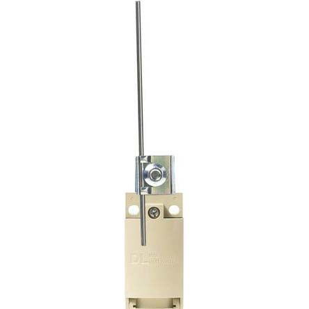 Panasonic - AZD1057J - Panasonic IP67 限位开关 AZD1057J, 卷簧, DPST, 常开/常闭, 380V