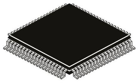 Renesas Electronics - R5F52106BDFF#V0 - Renesas Electronics RX 系列 32 bit RX MCU R5F52106BDFF#V0, 50MHz, 256 kB ROM �W存, 32 kB RAM, LQFP-80