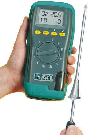 Kane - KANE250/RS - KANE250/RS 燃烧气体分析仪