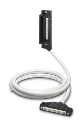 Phoenix Contact - 2314406 - Phoenix Contact 2314406 3m IDC 50 针 - IDC 50 针 母 - 母 电缆