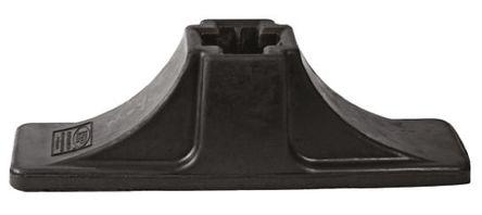 JSP - KEV000-001-151 - JSP 黑色 底座 支柱底座 KEV000-001-151 x 1m高 x 840mm宽