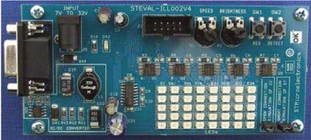 STMicroelectronics - STEVAL-ILL002V4 - STMicroelectronics STEVAL-ILL002V4