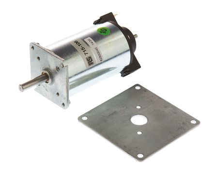 Crouzet - 82 049 012 - Crouzet �刷 直流���C 82 049 012, 12 V 直流�源, 75 Ncm, 3370 rpm
