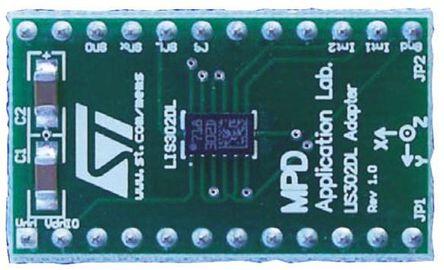 STMicroelectronics - STEVAL-MKI013V1 - STMicroelectronics 模拟开发套件 STEVAL-MKI013V1