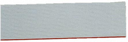 3M - 3625/08 300FT - 3M 8 路 1mm节距 灰色 无屏蔽 带状电缆 3625/08 300FT, 8 mm 宽