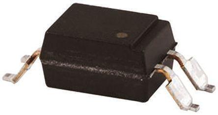 Sharp - PC123X1YUP0F - Sharp 光耦 PC123X1YUP0F, 直流输入, 光电晶体管输出, 4引脚 PDIP 封装