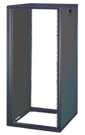Schroff - 16230002 - Schroff Novastar 系列 灰色 钢 坐地式 12U机架 19 英寸落地柜 16230002, 589 x 553 x 500mm