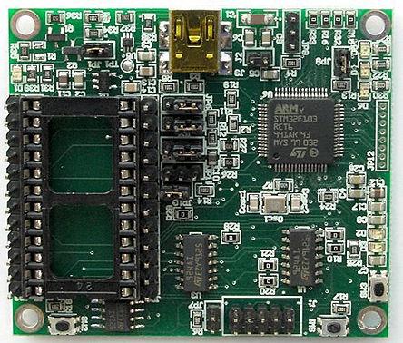 STMicroelectronics - STEVAL-MKI109V2 - STMicroelectronics 适配器板 STEVAL-MKI109V2