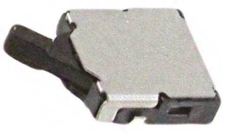 Panasonic - ESE18L61C - Panasonic ESE18L61C DIP 开关, 单刀单掷-常闭, 10 mA @ 5 V 直流