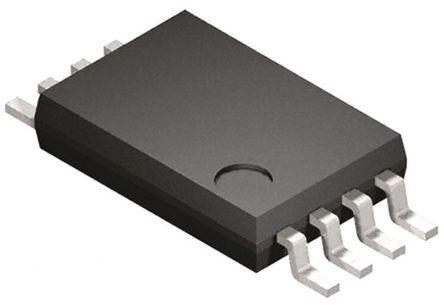 STMicroelectronics - M24LR64-RDW6T/2 - STMicroelectronics M24LR64-RDW6T/2 EEPROM 存储器, 64kbit, 8192 x, 8bit, 串行 - I2C接口, 900ns, 1.8 → 5.5 V, 8引脚 TSSOP封装