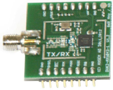 ON Semiconductor - ADD5043-868-2-GEVK - ON Semiconductor ASK 和 FSK 收发器 评估板 ADD5043-868-2-GEVK