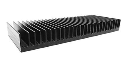 ABL Components - 132AB1500B - ABL Components 100 系列 铝 散热器 132AB1500B, 0.17°C/W, PCB(印刷电路板)安装安装, 150 x 250 x 30mm