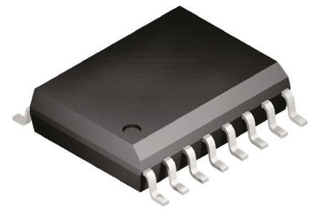 Silicon Labs - Si8420AD-A-IS - Silicon Labs Si8420AD-A-IS 2通道 数字隔离器, 5 KVrms隔离电压, 16针 SOIC