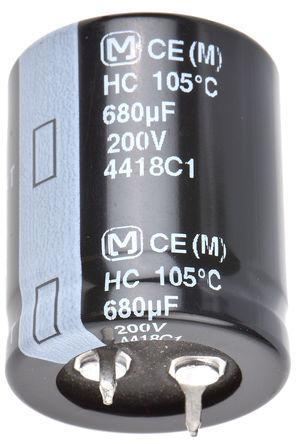 Panasonic EETHC2D681JJ