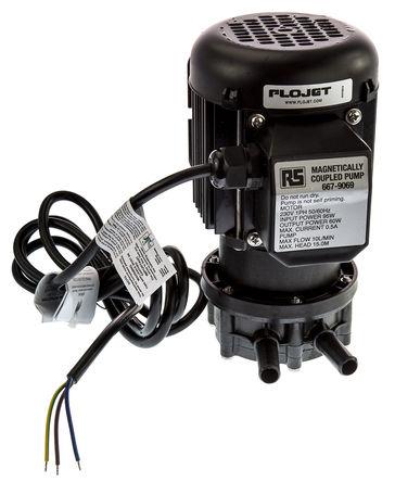 Xylem Flojet - 446928 - Xylem Flojet HPR 系列 6 bar IPX5 磁性联接器 离心泵 446928, 11.5L/min最大流量, 230 V电源
