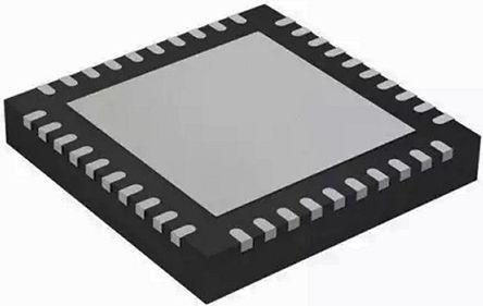 STMicroelectronics - LED2472GQTR - STMicroelectronics LED2472GQTR 24段 LED 驱动器, 3 → 5.5 V, 40引脚 MLPQ40-EP封装