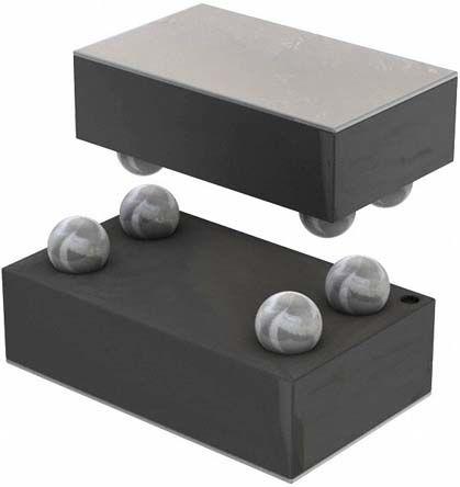 STMicroelectronics - BALF-NRG-01D3 - STMicroelectronics 2400 → 2540MHz 50Ω 表面贴装 对称转换器 BALF-NRG-01D3