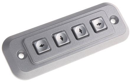 Storm - 1K041102 - IP65 4键 小型键盘