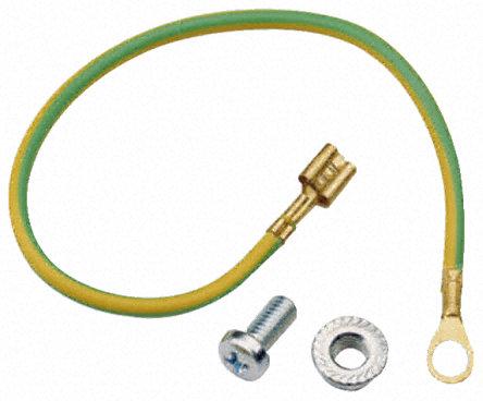 CAMDENBOSS - CAXEARTH1 - CAMDENBOSS 铜,聚氯乙烯 (PVC) 接地套件 CAXEARTH1, 使用于RS LOGIC 2 IT 机柜