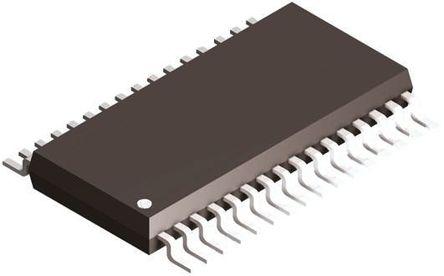 STMicroelectronics - STLUX385A - STMicroelectronics 6 路 DALI 照明控制器 STLUX385A, 3 → 5.5 V