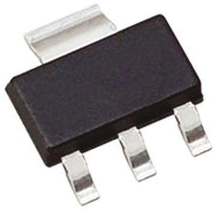 Broadcom - ATF-50189-BLK - ATF-50189-BLK HEMT, 4.1 μA 7 V, 3针 SOT-89封装