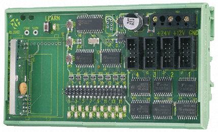 RF Solutions - 210-525NBR1 - RF Solutions 远程控制基础模块 210-525NBR1, 接收器, 434.525MHz, NBFM
