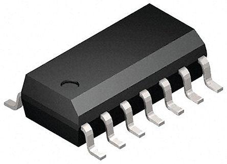 STMicroelectronics - M74HC280YRM13TR - M74HC280YRM13TR, 9-Bit 奇偶校验发生器和校验器 奇偶校验发生器, 14针 SOIC封装