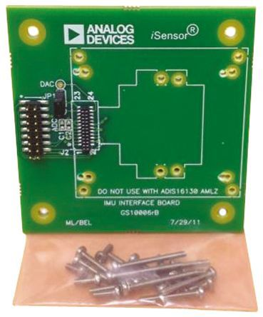 Analog Devices - ADIS16IMU1/PCBZ - Analog Devices 分路板 ADIS16IMU1/PCBZ