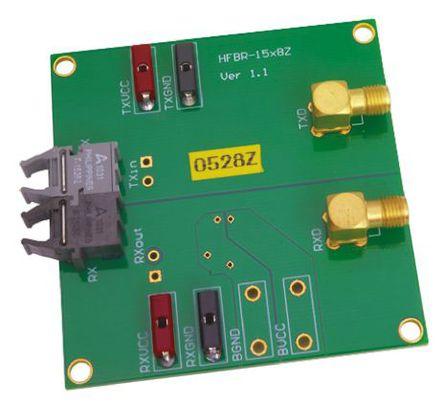 Broadcom - HFBR-0528Z - Broadcom HFBR-0528Z HFBR-1528Z, HFBR-2528Z 光纤收发器接口 评估套件