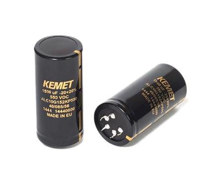 KEMET ALC10A820BD550