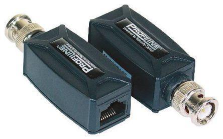 ABUS - TV8740 - Abus 2 线传输套件 TV8740, 使用5 类 UTP电缆