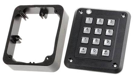 Storm - WEPLXT202 - Storm 门键盘 WEPLXT202, 声音提示,LED状态指示 聚合物键盘