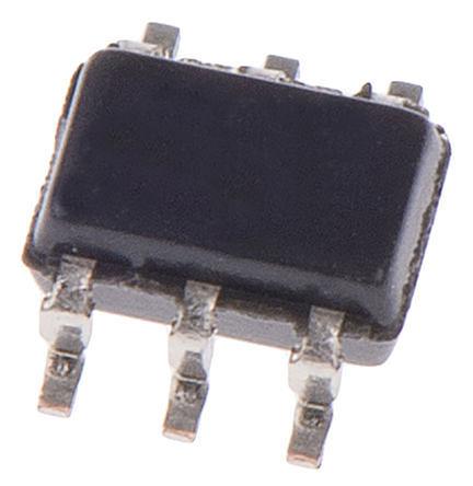 Analog Devices - ADA4807-1AKSZ-R2 - Analog Devices ADA4807-1AKSZ-R2 低噪声 运算放大器, 180MHz增益带宽积, 3 → 10 V单电源电压, 轨至轨输出, 6引脚 SC-70封装