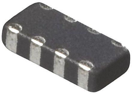 Murata - BLA31AG102SN4D - Murata BLA31AG102SN4D 铁氧体磁珠, 1000Ω阻抗 @ 100 MHZ, 1206封装, 适用于电磁干扰抑制,通用电子