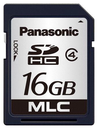 Panasonic - RP-SDPC16DE1 - Panasonic 16 GB SD卡
