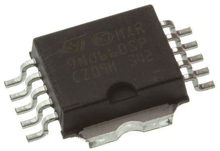 STMicroelectronics - STCS2ASPR - STMicroelectronics STCS2ASPR LED 驱动器, 10引脚 PowerSO封装