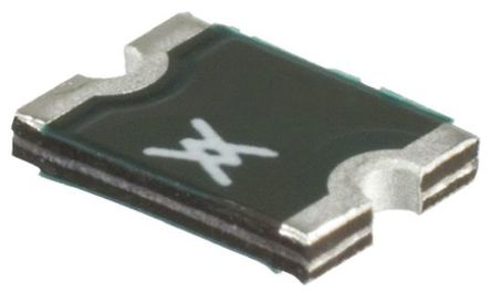 TE Connectivity - MINISMDC150F/24-2 - TE Connectivity 1.5A 自复型表面安装熔断器 MINISMDC150F/24-2, 24V dc, 4.83 x 3.41 x 1.94mm