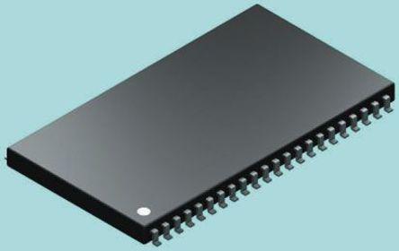 Alliance Memory - AS6C2016-55ZIN - Alliance Memory AS6C2016-55ZIN, 2Mbit SRAM 内存, 128K x 16 位, 2.7 → 5.5 V, 44针 TSOP封装