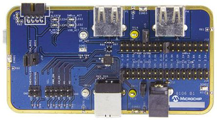 Microchip - ADM00497 - Microchip UCS1002 评估测试板 ADM00497