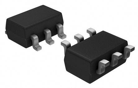 Analog Devices - ADA4807-1ARJZ-R2 - Analog Devices ADA4807-1ARJZ-R2 低噪声 运算放大器, 180MHz增益带宽积, 3 → 10 V单电源电压, 轨至轨输出, 6引脚 SOT-23封装